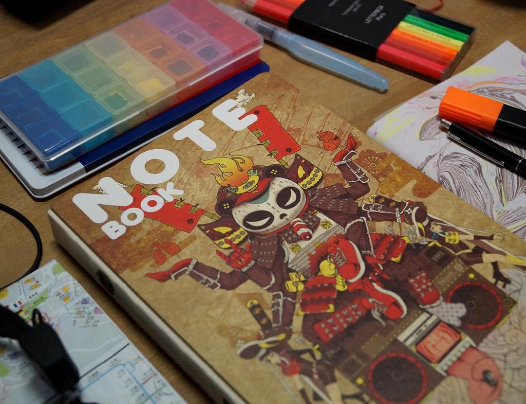 notebook-eterea